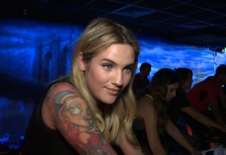Karolina Gilon: gdyby taki reżyser jak Smarzowski kazał mi schudnąć 20 kg do roli, zrobiłabym to
