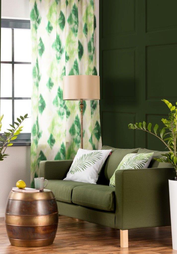Dekoria.pl_pokrowiec na sofę, tkanina Cotton Panama