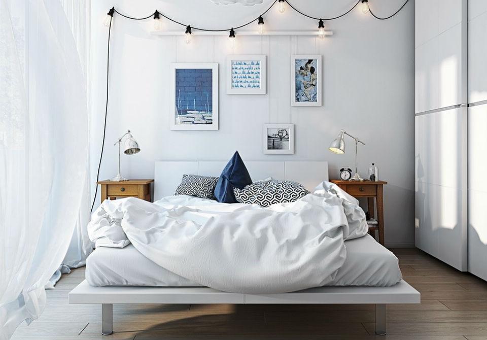 sypialnina w stylu skandynawskim3