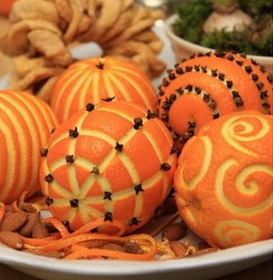 wyciecia pomarancza