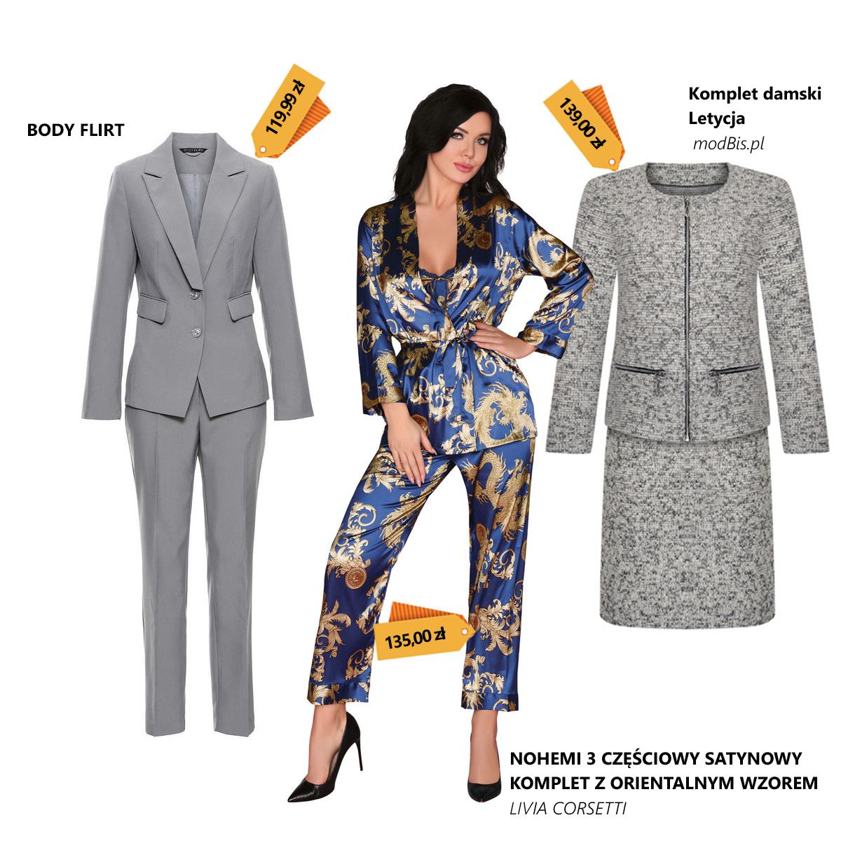 komplety moda 2018