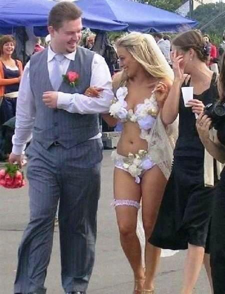 letnia suknia ślubna