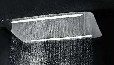 nowoczesna deszczownica Jaquar