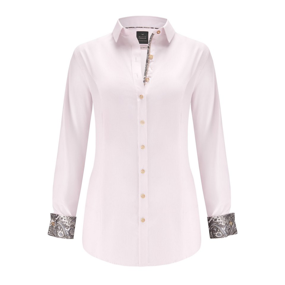 Biała koszula do garnituru