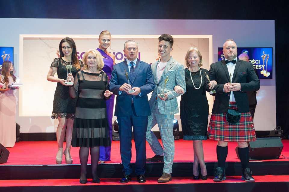 Gala Osobowości i Sukcesy 2019 Laureaci