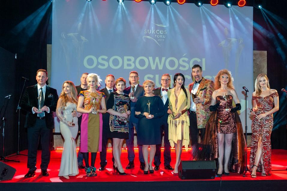 Gala osobowości i sukcesy 2019