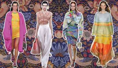 moda wiosna lato 2020