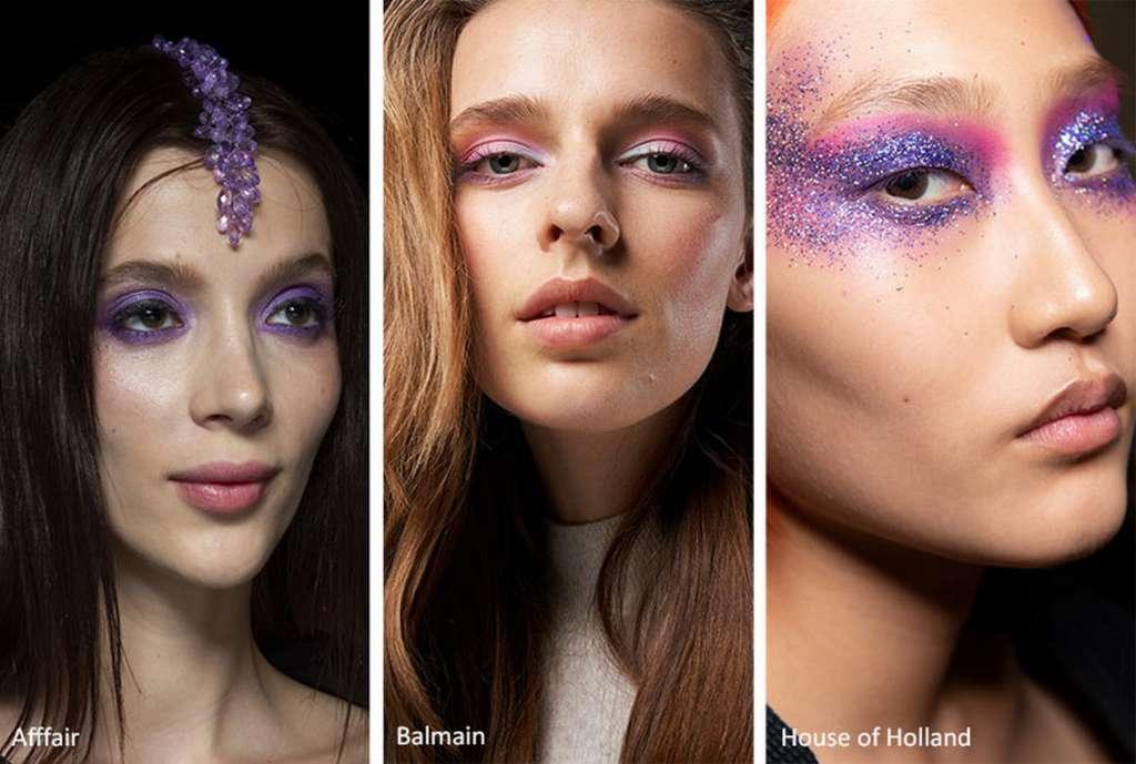 modny makijaz wiosna-lato 2020