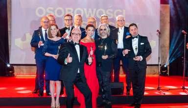 Gala Osobowości i Sukcesy laureaci