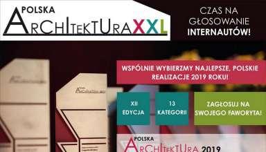 Plebiscyt Polska Architektura XXL 2019