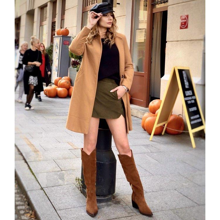 modne buty jesien 2020