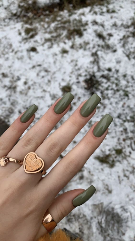 manicure wiosna 2021