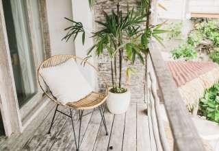 dekorowanie balkonu
