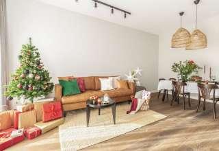 Swiateczne dekoracje mieszkania