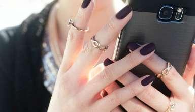 trendy manicure wiosna 2021