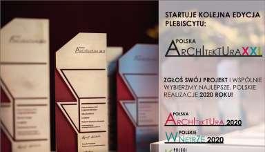 polska architektura xxl 2020